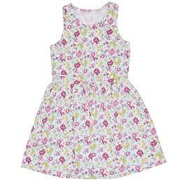 Rochie cu imprimeu floral pentru copii - TU