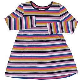 Rochie copii cu dungi - TU