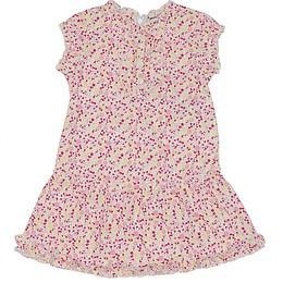 Rochie cu imprimeu floral pentru copii - Benetton