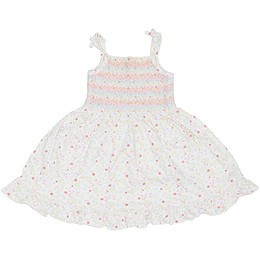 Rochie cu imprimeu floral pentru copii - Marks&Spencer