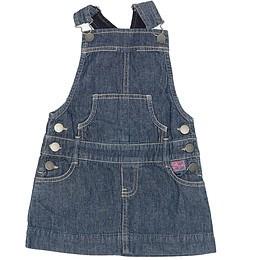 Rochie copii din material jeans (blugi) - Monsoon