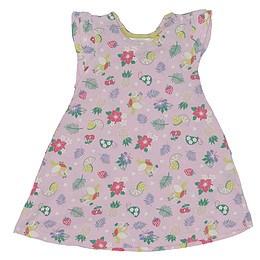 Rochie cu imprimeu floral pentru copii - Ergee