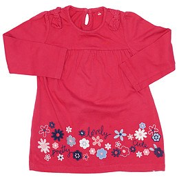 Rochie cu imprimeu floral pentru copii - George