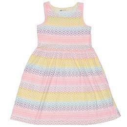 Rochie din bumbac pentru copii - H&M