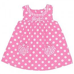 Rochie cu buline pentru copii - George