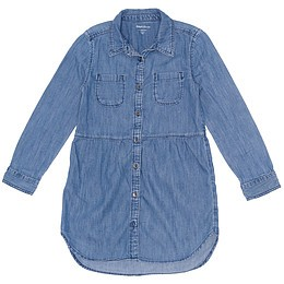 Rochie copii din material jeans (blugi) - GAP