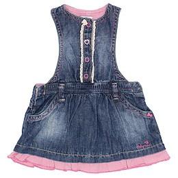 Rochie copii din material jeans (blugi) - Mexx
