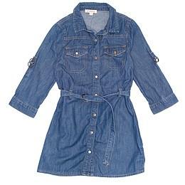 Rochie copii din material jeans (blugi) - Debenhams