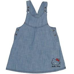 Rochie copii din material jeans (blugi) -