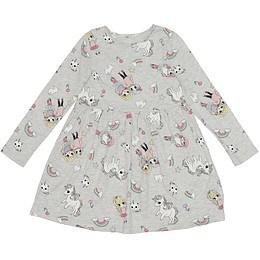 Rochie cu mânecă lungă pentru copii - H&M