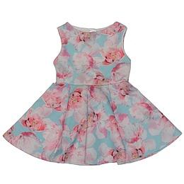 Rochie cu imprimeu floral pentru copii - E-vie Angel