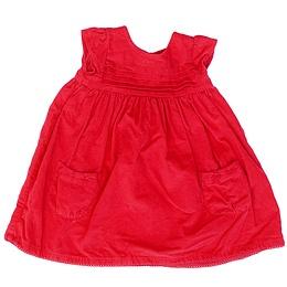 Rochie catifea pentru copii - Jojo Maman Bebe