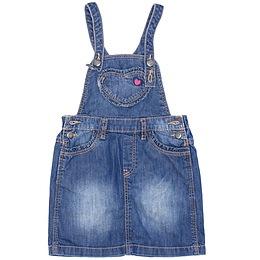 Rochie copii din material jeans (blugi) - Charles Vögele
