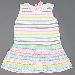 Rochie copii cu dungi - PEPCO