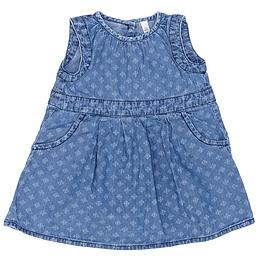Rochie copii din material jeans (blugi) - BHS