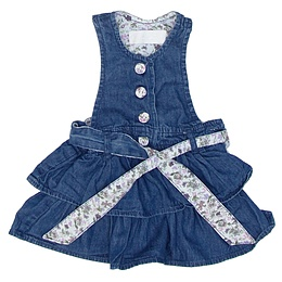 Rochie copii din material jeans (blugi) - Early Days