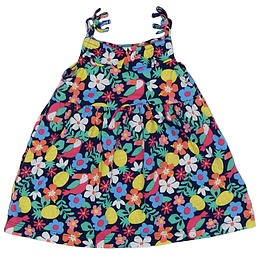 Rochie cu imprimeu floral pentru copii - Carter's