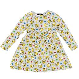 Rochie cu mânecă lungă pentru copii - George