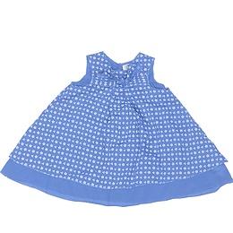 Rochie din bumbac pentru copii - Zara
