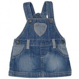 Rochie copii din material jeans (blugi) - Tom Tailor