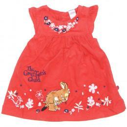 Rochie catifea pentru copii -