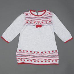 Rochie tricotată pentru copii - George