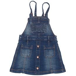 Rochie copii din material jeans (blugi) - Mayoral