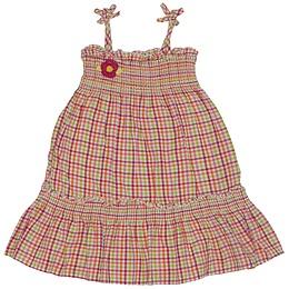 Rochie copii in carouri - Girl2Girl