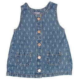 Rochie copii din material jeans (blugi) - F&F