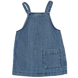 Rochie copii din material jeans (blugi) - Next