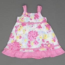 Rochie cu imprimeu floral pentru copii - Jojo Maman Bebe