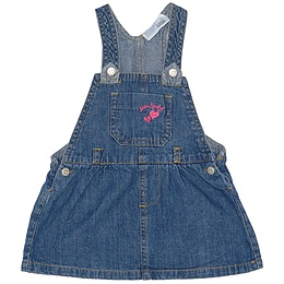 Rochie copii din material jeans (blugi) - Ergee