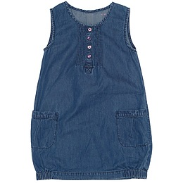 Rochie copii din material jeans (blugi) - Nutmeg