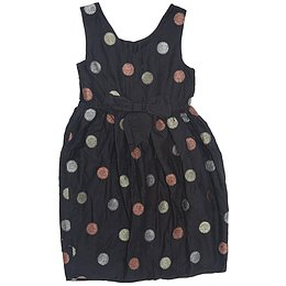 Rochie cu buline pentru copii - Nutmeg