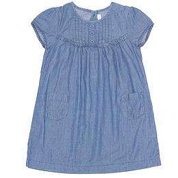 Rochie copii din material jeans (blugi) - Jojo Maman Bebe