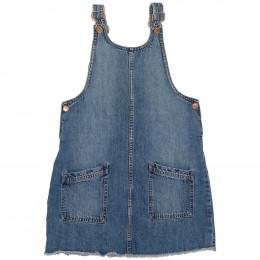 Rochie copii din material jeans (blugi) - Denim Co