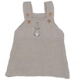 Rochie tricotată pentru copii -