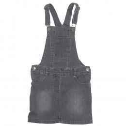 Rochie copii din material jeans (blugi) - Jbc
