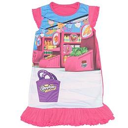 Rochie cu mâneci 1/2 pentru copii -