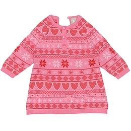 Rochie tricotată pentru copii - TU