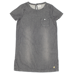 Rochie copii din material jeans (blugi) - Hema