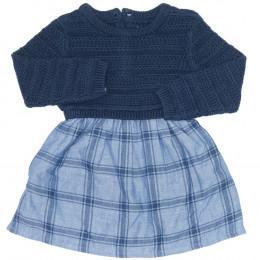 Rochie cu mânecă lungă pentru copii - TU
