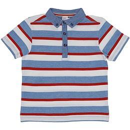 Tricou cu guler pentru copii - C&A
