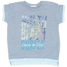 Tricou cu imprimeu pentru copii - Benetton