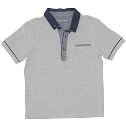 Tricou cu guler pentru copii - Nutmeg