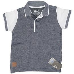 Tricou cu guler pentru copii - Rebel