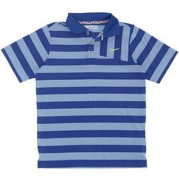 Tricou cu guler pentru copii - Nike