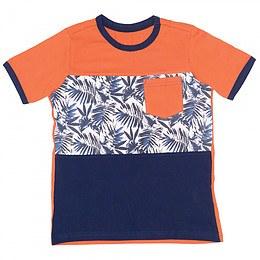 Tricou din bumbac pentru copii - Lily & Dan