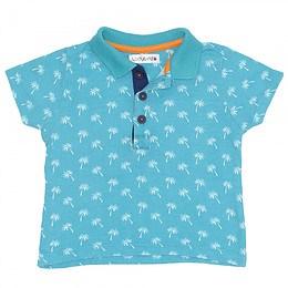 Tricou cu guler pentru copii - Lady Bird