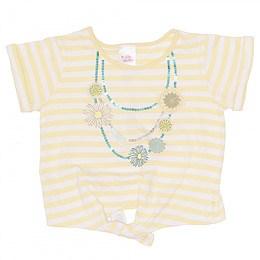 Tricou cu dungi pentru copii - E-vie Angel